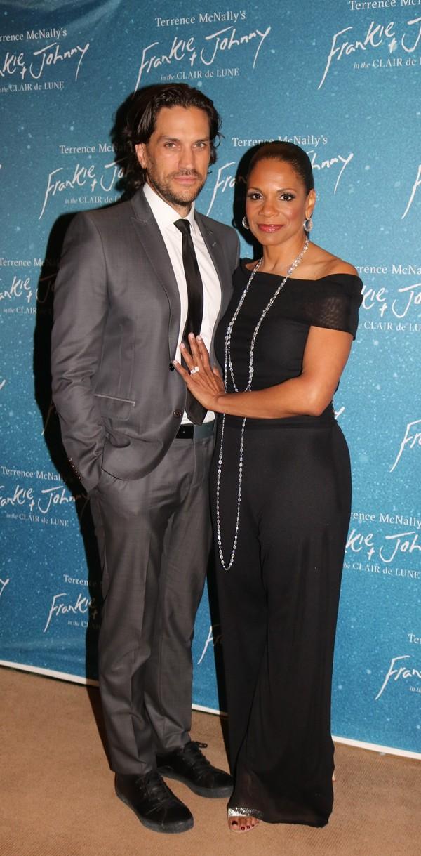 Will Swenson and Audra McDonald Photo