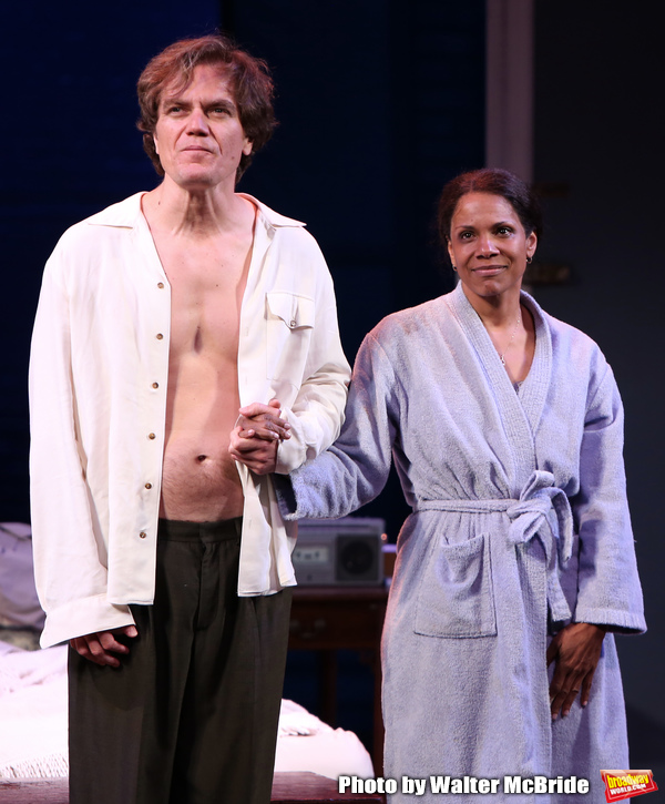 Michael Shannon and Audra McDonald