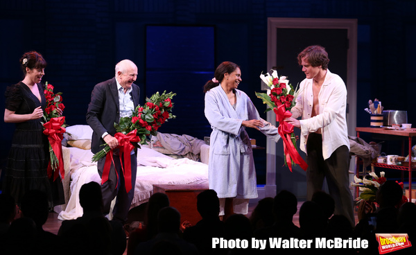 Arin Arbus, Terrence McNally, Audra McDonald and Michael Shannon Photo