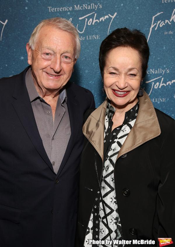 Neil Costar and Lynne Ahrens  Photo
