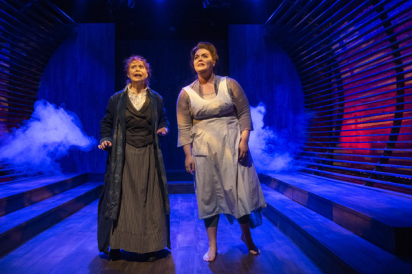 Photo Flash: First Look at Firebrand Theatre's QUEEN OF THE MIST