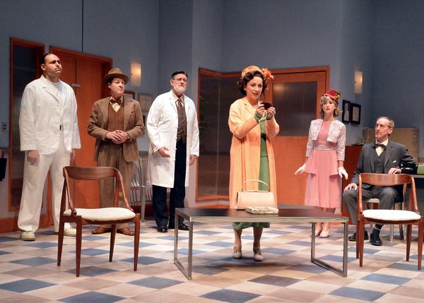 Photo Flash: Laguna Playhouse Presents HARVEY