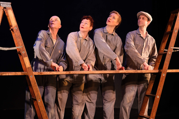Photo Flash: Happenstance Theater Presents PANTHEON