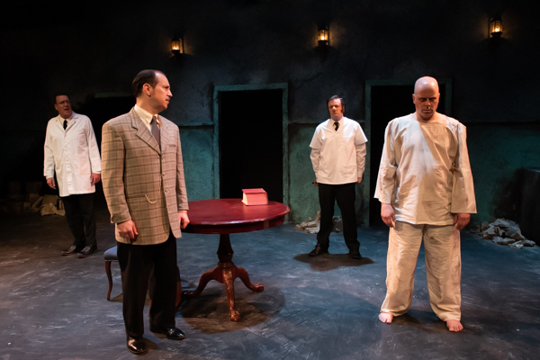 Photo Coverage: First look at CATCO is Theatre's Holmes and Watson