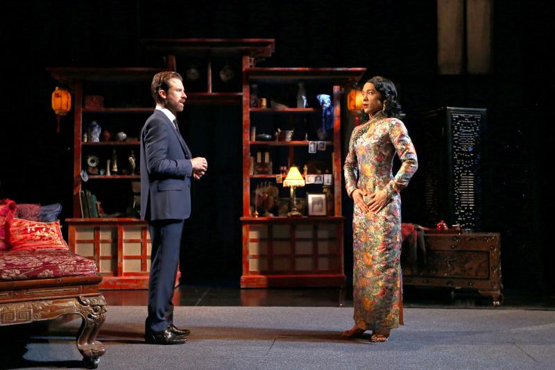 BWW Review: Updated M. BUTTERFLY Springs to Life at South Coast Repertory