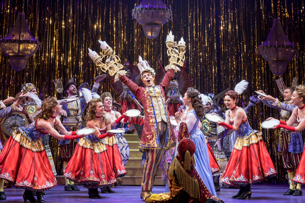 Review Roundup: BEAUTY AND THE BEAST at Paper Mill Playhouse; What Did The Critics Think?