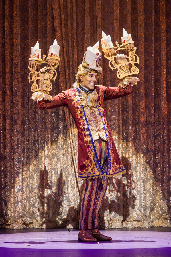 Photo Flash: Get A First Look At BEAUTY AND THE BEAST at Paper Mill Playhouse