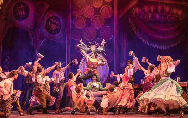 Photos: Get A First Look At BEAUTY AND THE BEAST at Paper Mill Playhouse