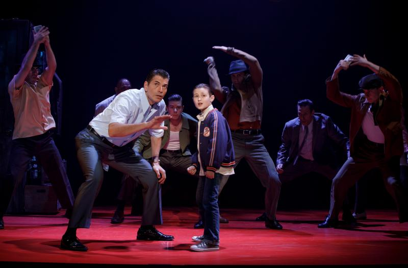 BWW Feature: A BRONX TALE at the Broward Center for the Performing Arts, June 11-23, 2019