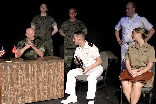 Photo Flash: Runway Theatre Presents A FEW GOOD MEN