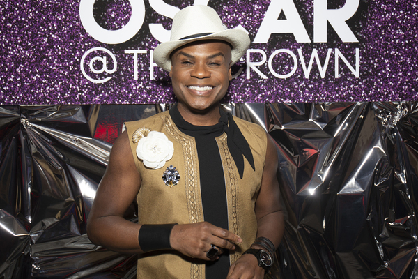 Photo Flash: OSCAR AT THE CROWN Celebrates Opening Night