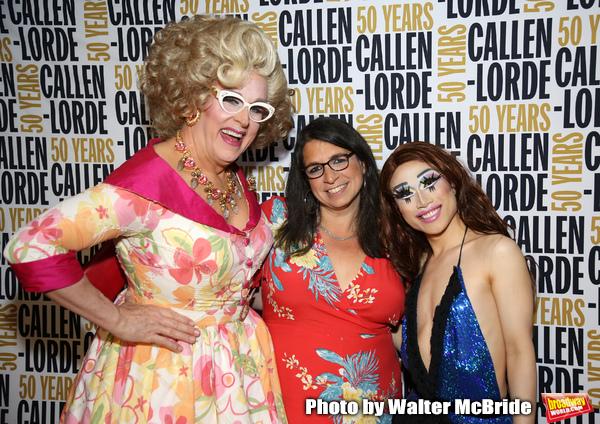 Doris Dear, Wendy Stark and Yuhua Hamasaki Photo