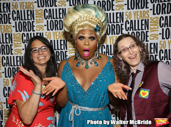 Wendy Stark, Peppermint and  Laura A. Jacobs