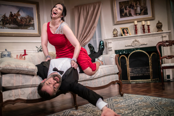 Photo Flash: VERONICA'S POSITION Opens Tonight At Island City Stage