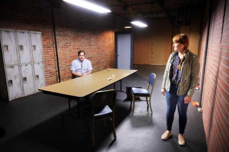 BWW Review: BLACKBIRD at 18th & Union Delivers Shocking Portrayal of Sexual Abuse