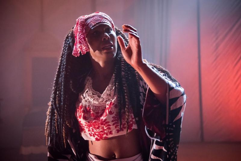 BWW Review: KLYTEMNESTRA: AN EPIC SLAM POEM at Theater Alliance