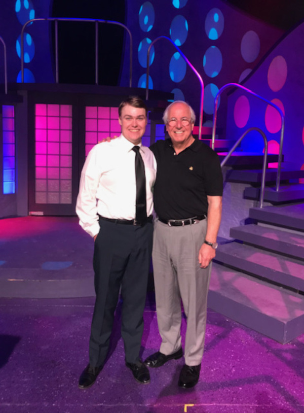 Photo Flash: Frank Abagnale, Jr. And His Wife Kelly Attend Greenville Theatre's Production Of CATCH ME IF YOU CAN