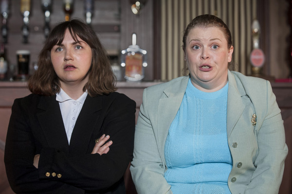 Photo Flash: First Look at Freedom Studios' BLACK TEETH AND A BRILLIANT SMILE