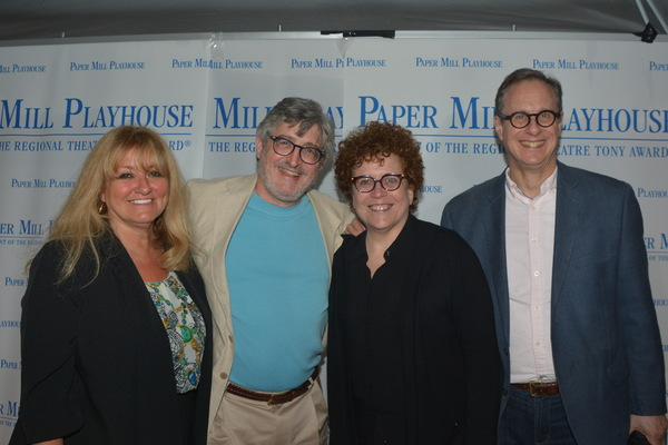 Debbie Hochberg, Mark Rieger, Judith Clurman and Bruce Ruben