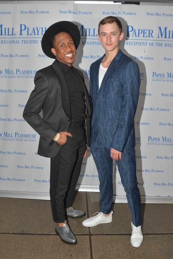Brett Michael Lockley and Taylor Rosenberger Photo