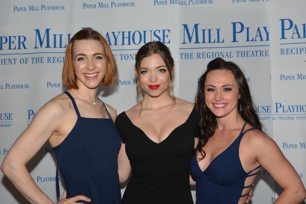Corinne Munsch, Alexa Racioppi and Brittany Conigatti Photo