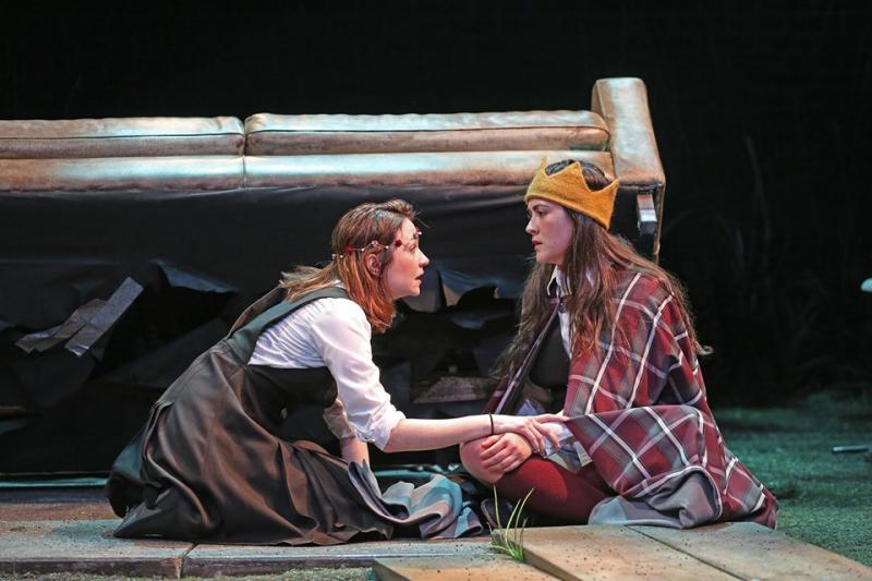 BWW Review: Erica Schmidt's MAC BETH Explores Shared Adolescent Delusions Through Shakespeare