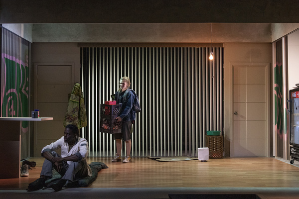 Photo Flash: First Look at Atlantic Theater Co's NOMAD MOTEL