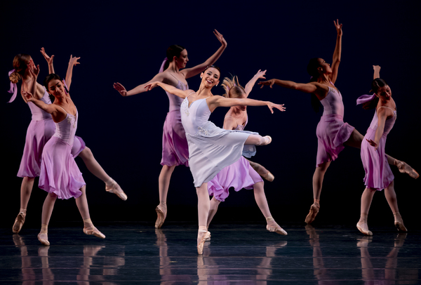 Exclusive Photos: Miami City Ballet Performs In BALLET ACROSS AMERICA at Kennedy Center