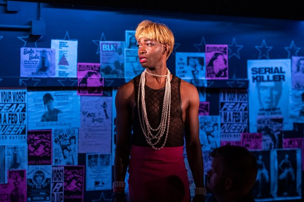 Photo Flash: Get A First Look At Tina Landau's MS. BLAKK FOR PRESIDENT at Steppenwolf