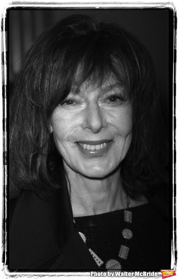 Photo Flashback: 2019 Tony Nominee Elaine May Poses in 2009