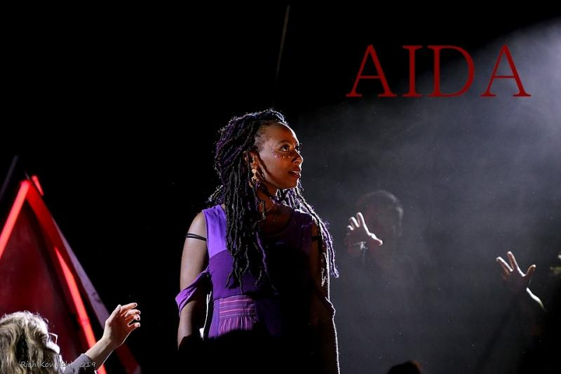 BWW Review: AIDA at Axelrod Performing Arts Center Addresses The True Meaning of Love and Sacrifice