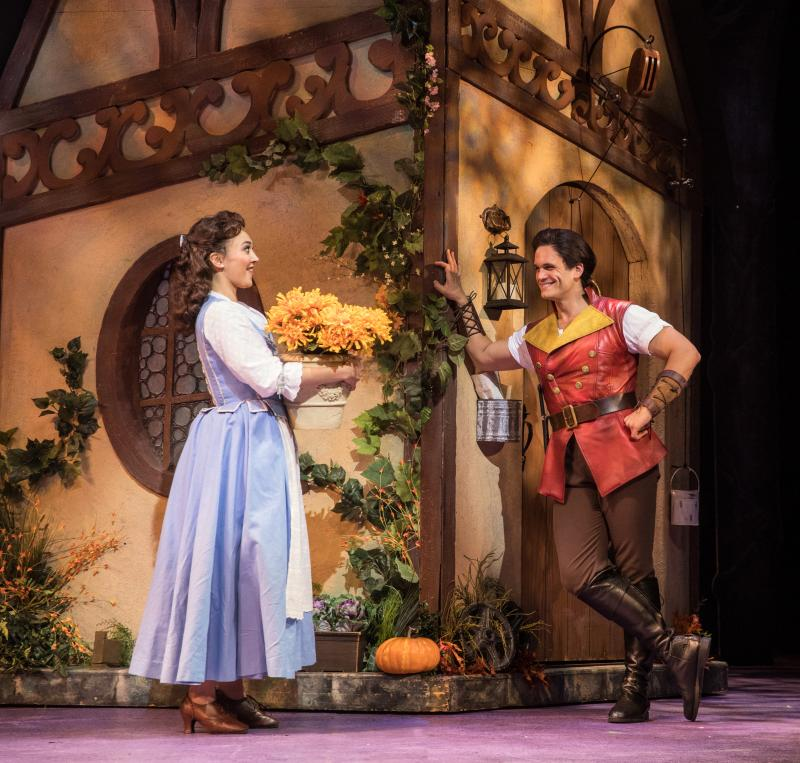 BWW Review: BEAUTY AND THE BEAST at Paper Mill Playhouse Thrills