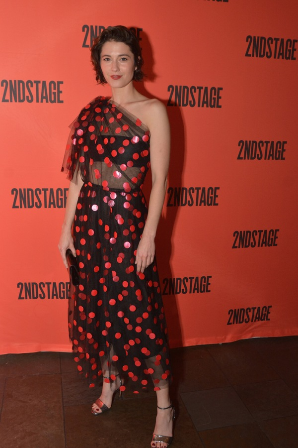 Photo Coverage: On the Red Carpet at Opening Night of DYING CITY