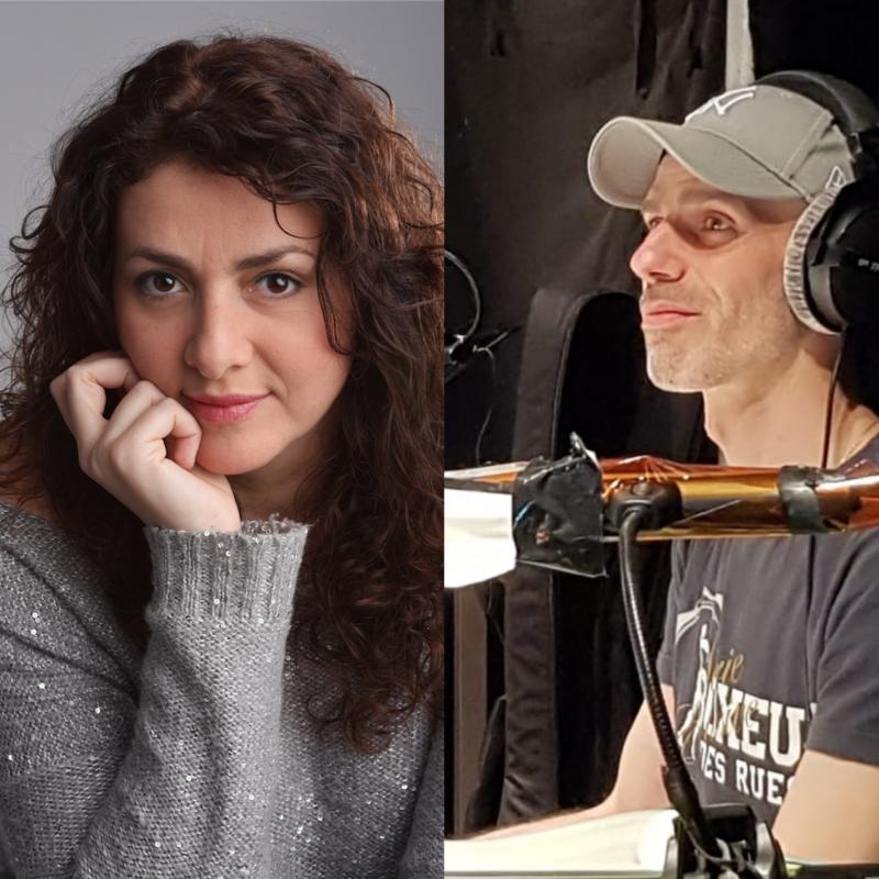 Sara Pérez y Borja Barrigüete impartirán un Taller de Técnica Vocal e Interpretación