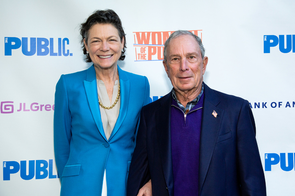 Diana Taylor, Michael Bloomberg