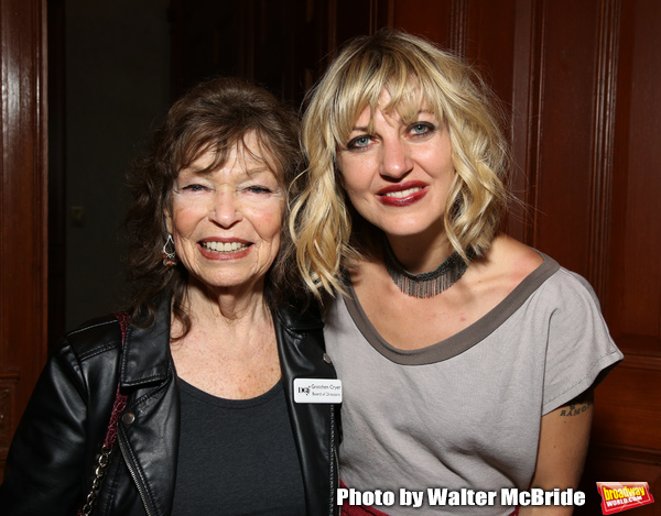 Gretchen Cryer and Anais Mitchell