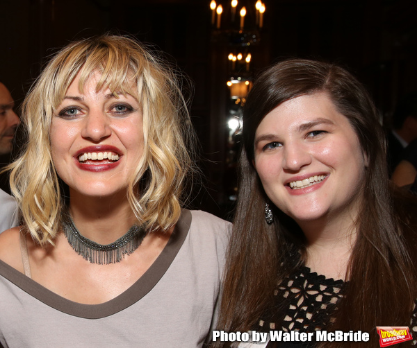 Anais Mitchell and Rachel Routh