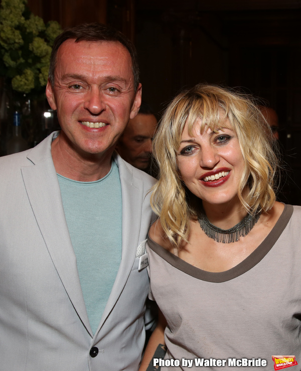 Andrew Lippa and Anais Mitchell