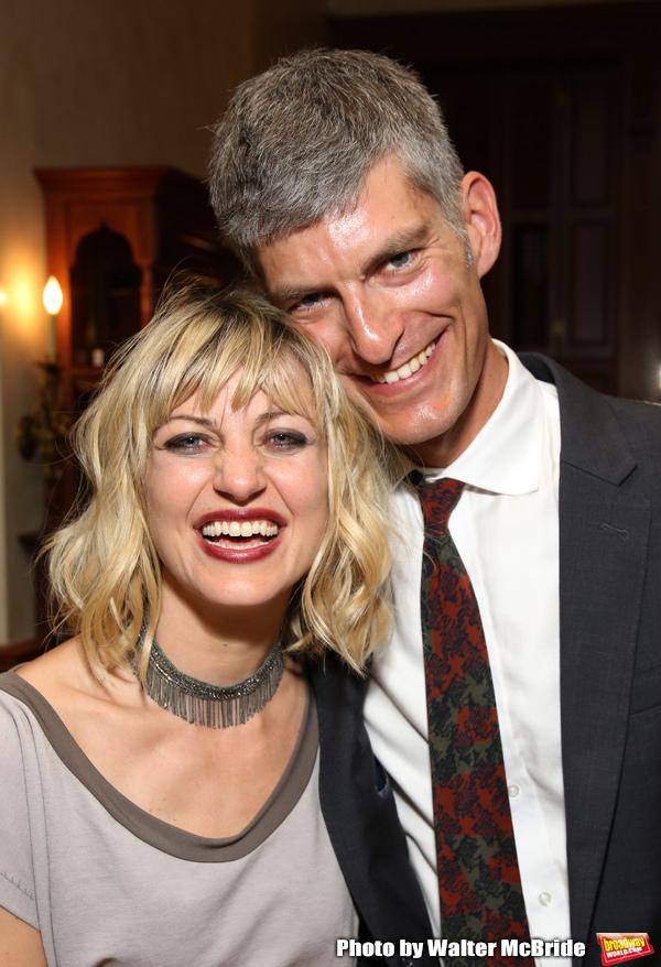 Anais Mitchell and her husband Noah Hahn