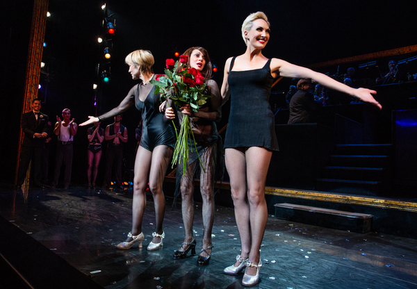 Photo Flash: Donna Marie Asbury Ends Her 20 Year Tenure in CHICAGO