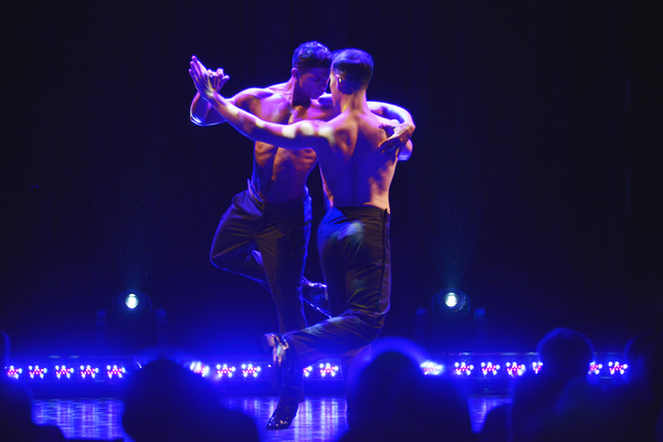 Photo/Video: The Stage Heats Up with BROADWAY BARES FIRE ISLAND