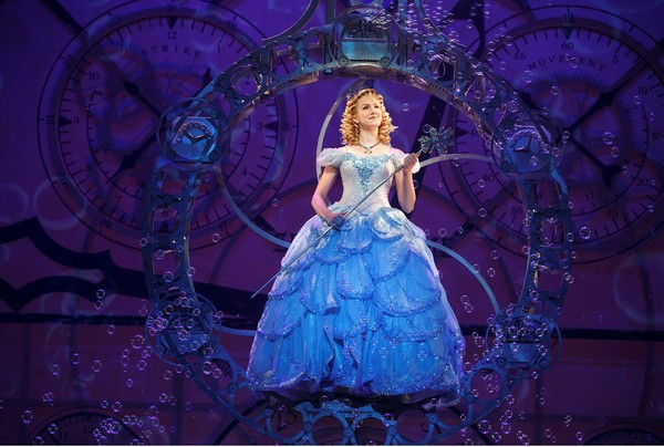 Photo Flash: Hannah Corneau, Ginna Claire Mason And More Fly Into WICKED On Broadway