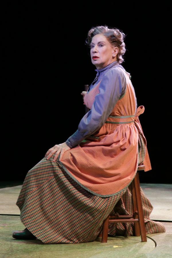 Susan Cella as Aunt Eller
