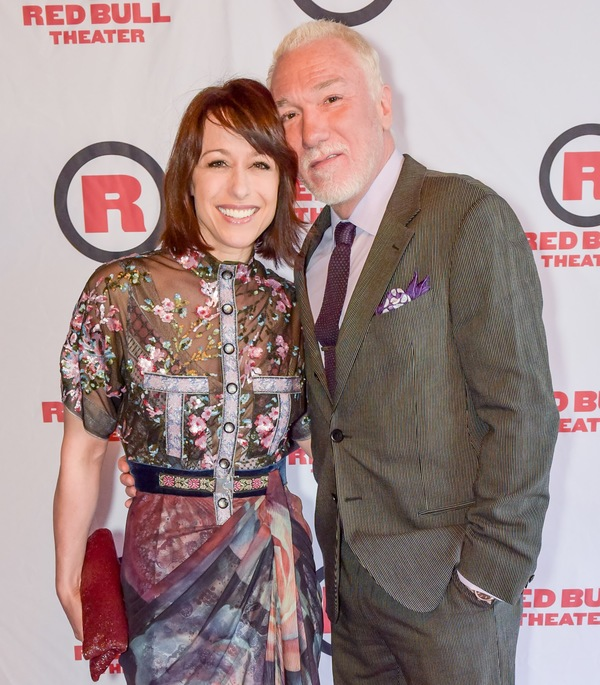 Photo Flash: Michael Urie, Patrick Page, Peter Dinklage And More Come Out For Red Bull Theater Gala