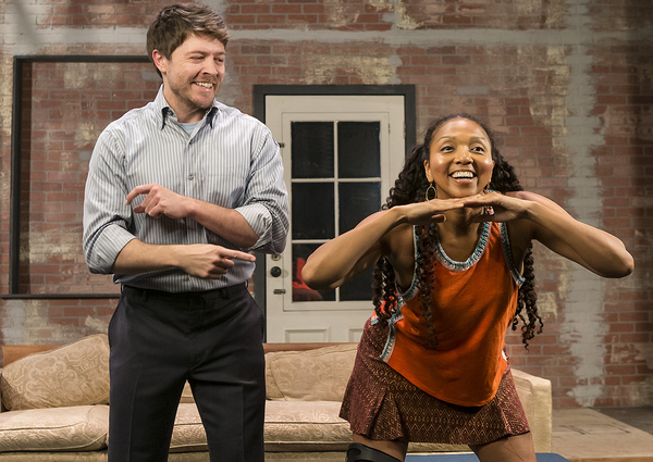Photo Flash: First Look At Ensemble Theatre Company's DANCING LESSONS