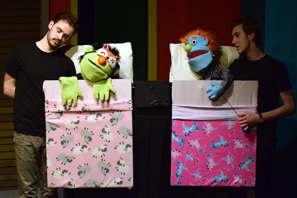 Photo Flash: AVENUE Q At The Lonny Chapman Theatre