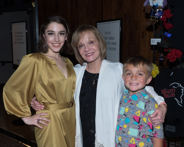 Photo Coverage: DISNEY'S BEAUTY AND THE BEAST Takes Its Opening Night Bows At La Mirada Theatre
