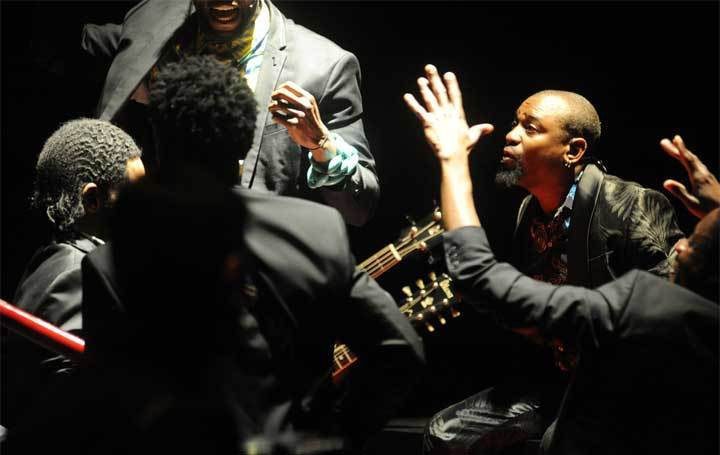 BWW Review: Combining Centuries of Musicianship in REQUIEM POUR L. at Baxter Theatre Centre