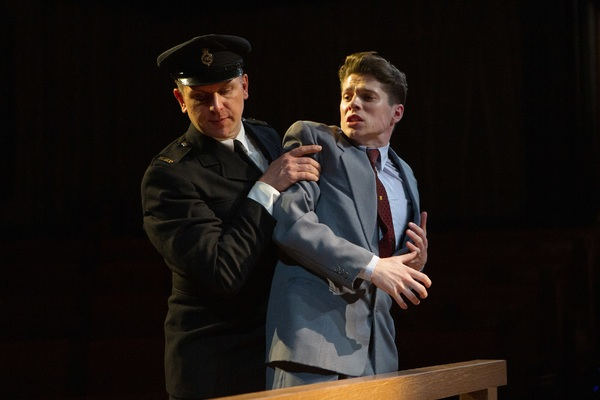 Photos: First Look at the New Cast of WITNESS FOR THE PROSECUTION