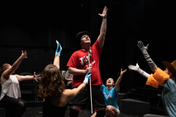 Photo Flash: In Rehearsal With Hope Summer Rep's ELEPHANT & PIGGIE